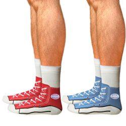 chaussettes de basket Converse