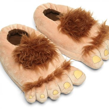 chaussons Hobbit