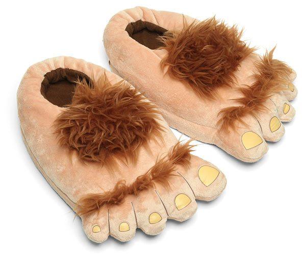 chaussons Hobbit