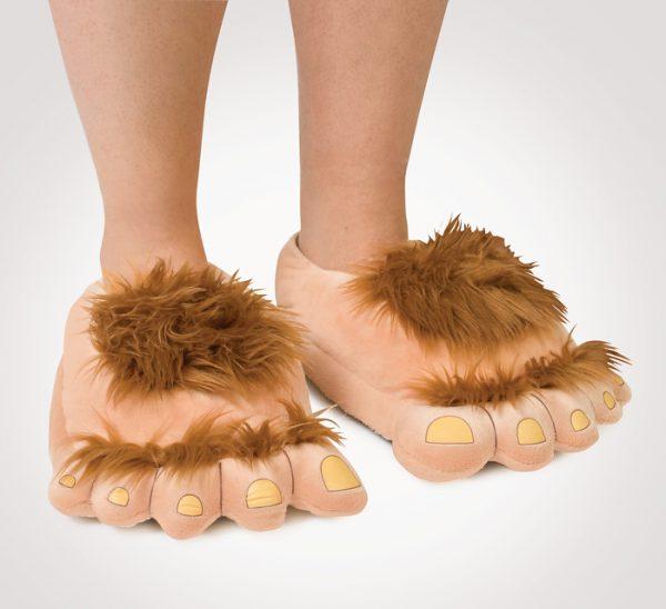 chaussons de Hobbit