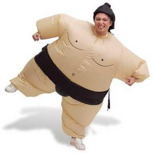 costume de sumo