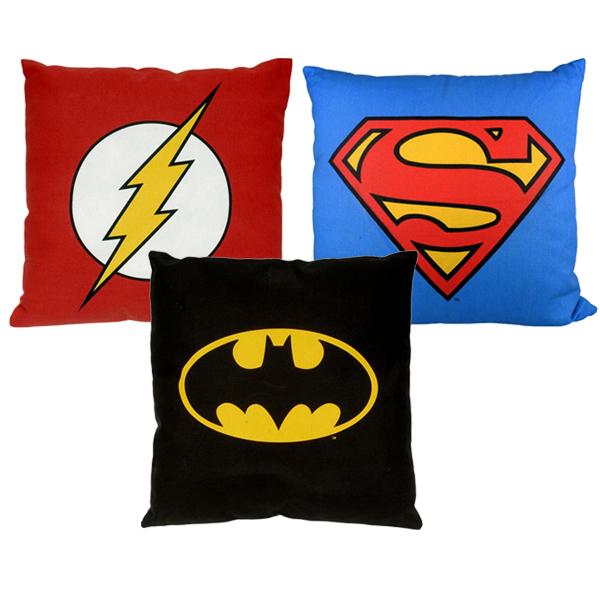 Deco chambre super heros taie d oreiller r ves de super h for Decoration chambre super heros