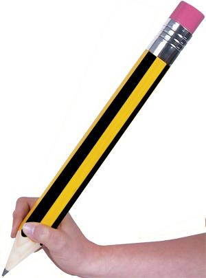 crayon papier g ant xxl cadeau insolite super insolite. Black Bedroom Furniture Sets. Home Design Ideas