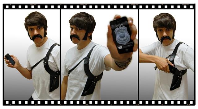 Etui Iphone Police 233 Tui Smartphone R 233 Volver Super Insolite