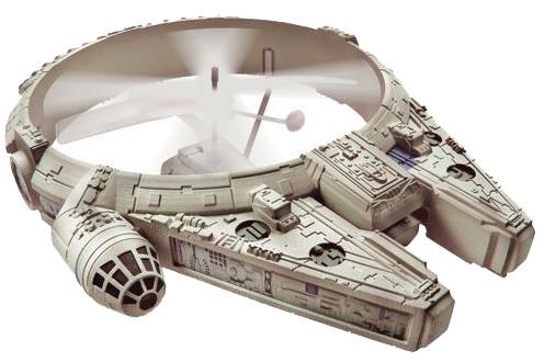 Drone Faucon Millenium Telecommande