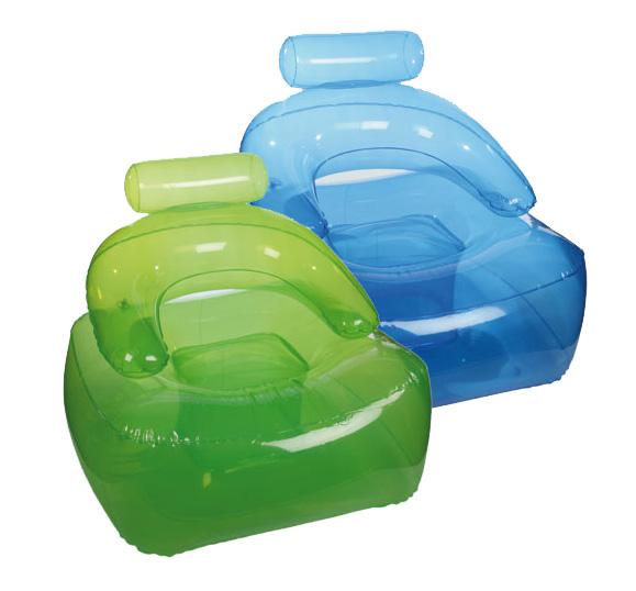 Fauteuil gonflable couleur   cadeau d u00e9co original pour le salon !   Super Insolite