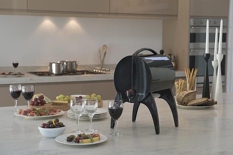fontaine vin design pour cubi et bag in box 3 l un. Black Bedroom Furniture Sets. Home Design Ideas