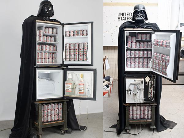 frigo Dark Vador