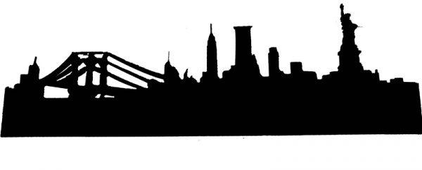stickers déco New York