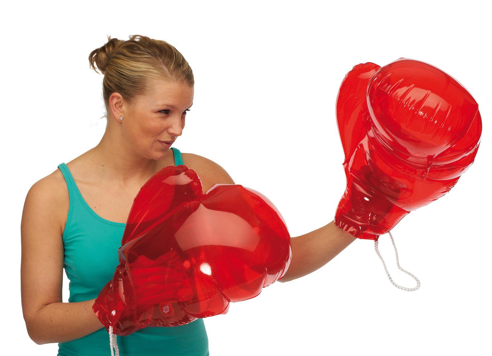 Gants de boxe gonflables g ants 4 90 super insolite - Dessin gant de boxe ...