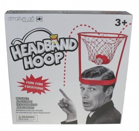 Jeu de basket de t te un panier basket ajustable sur la t te gr ce un bandeau super insolite - Panier de basket de bureau ...