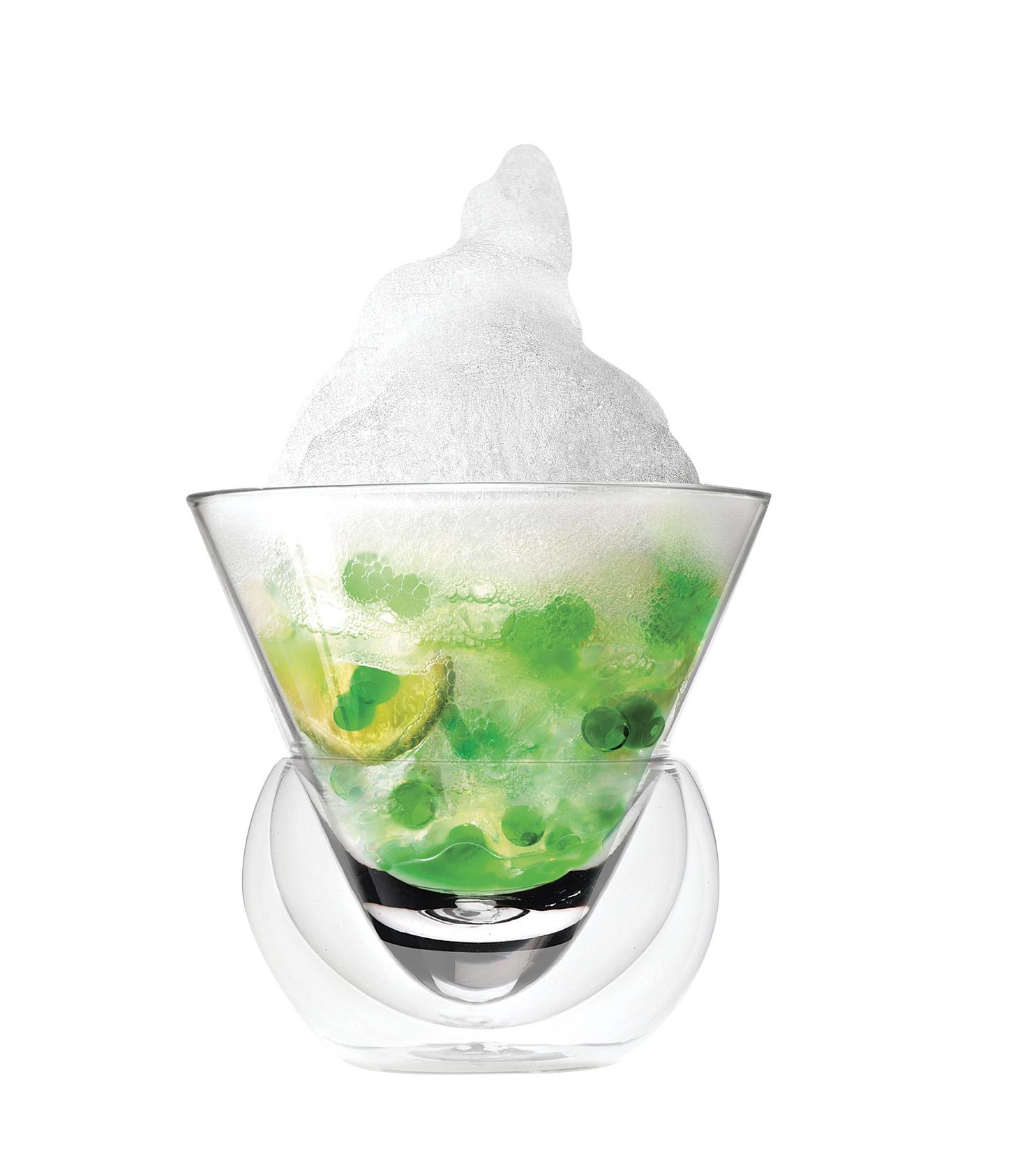 Kit cocktail mojito mol culaire kit mixologie r evolution super insolite - Cocktail cuisine moleculaire ...