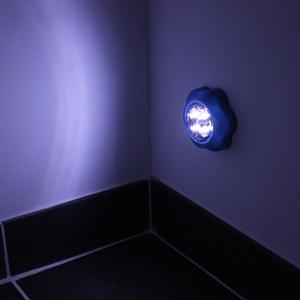 lampe led autocollante chez vous clairez les recoins. Black Bedroom Furniture Sets. Home Design Ideas