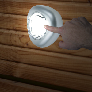 lampe 3 led pratique lot de 3 7 90 cadeau deco led super insolite. Black Bedroom Furniture Sets. Home Design Ideas