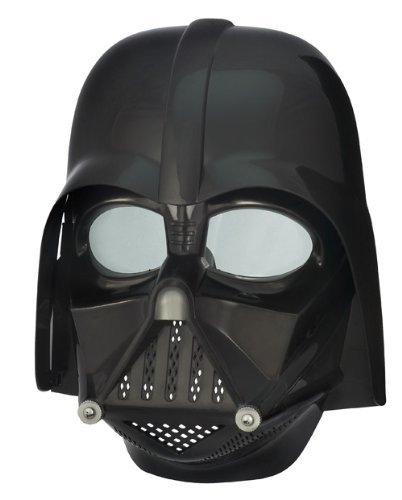 masque electronique dark vador le casque de darth vader en masque cadeau star wars super. Black Bedroom Furniture Sets. Home Design Ideas