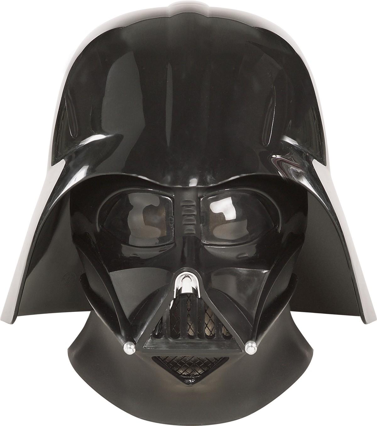 Masque dark vador le casque de darth vader adulte en - Image dark vador ...