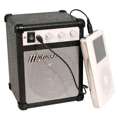 mini ampli mp3 le cadeau mp3 ou ipod pour votre musique super insolite. Black Bedroom Furniture Sets. Home Design Ideas