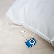 oreiller-ipod
