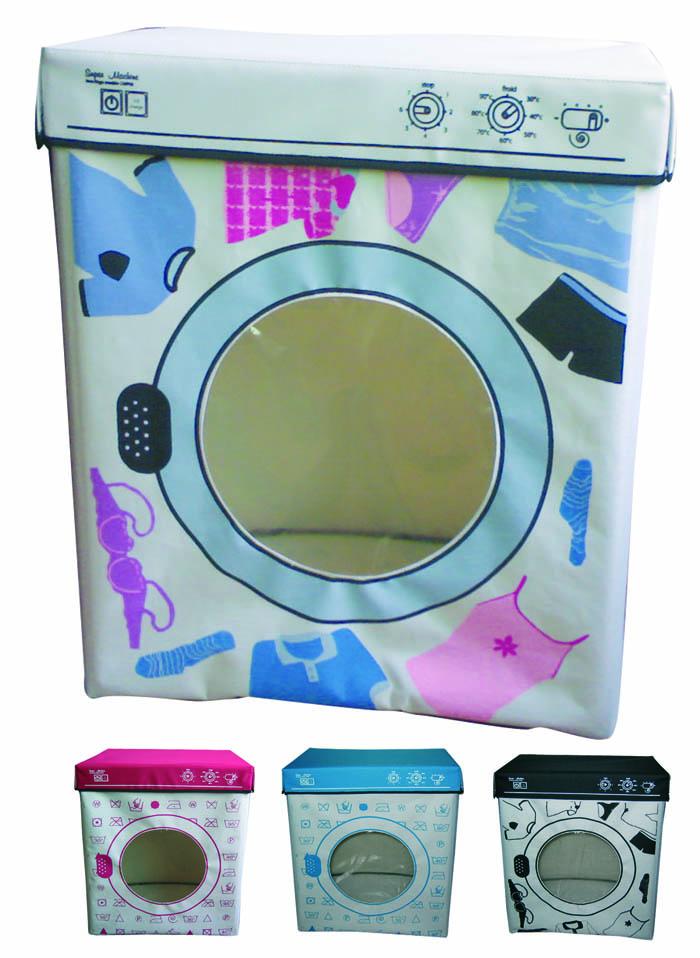 Panier Linge Machine Laver Cadeau Maison Fun Super Insolite