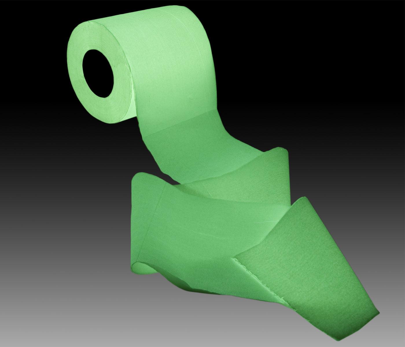Papier wc lumineux super insolite - Papier toilette licorne ...