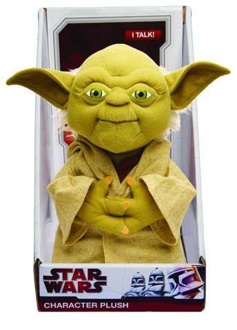 Peluche Yoda Sonore