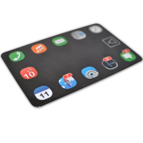 planche de cuisine ipad la planche d couper geek au design de tablette tactile super insolite. Black Bedroom Furniture Sets. Home Design Ideas
