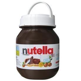 pot de nutella g ant de 5 kg un pot de nutella collector xxl pour les fans de la p te. Black Bedroom Furniture Sets. Home Design Ideas