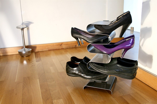 range chaussures design super insolite. Black Bedroom Furniture Sets. Home Design Ideas