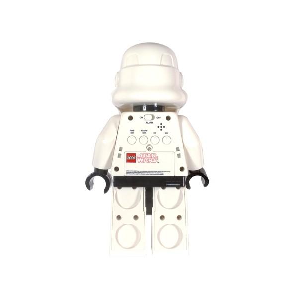 Réveil Lego Star Wars Stormtrooper   Super Insolite