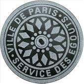 tapis egout paris - Tapis Paris