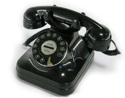 T l phone insolite vintage r tro gotham super insolite - Mondial relay telephone ...