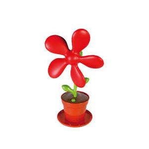 ventilateur-fleur-usb-rouge
