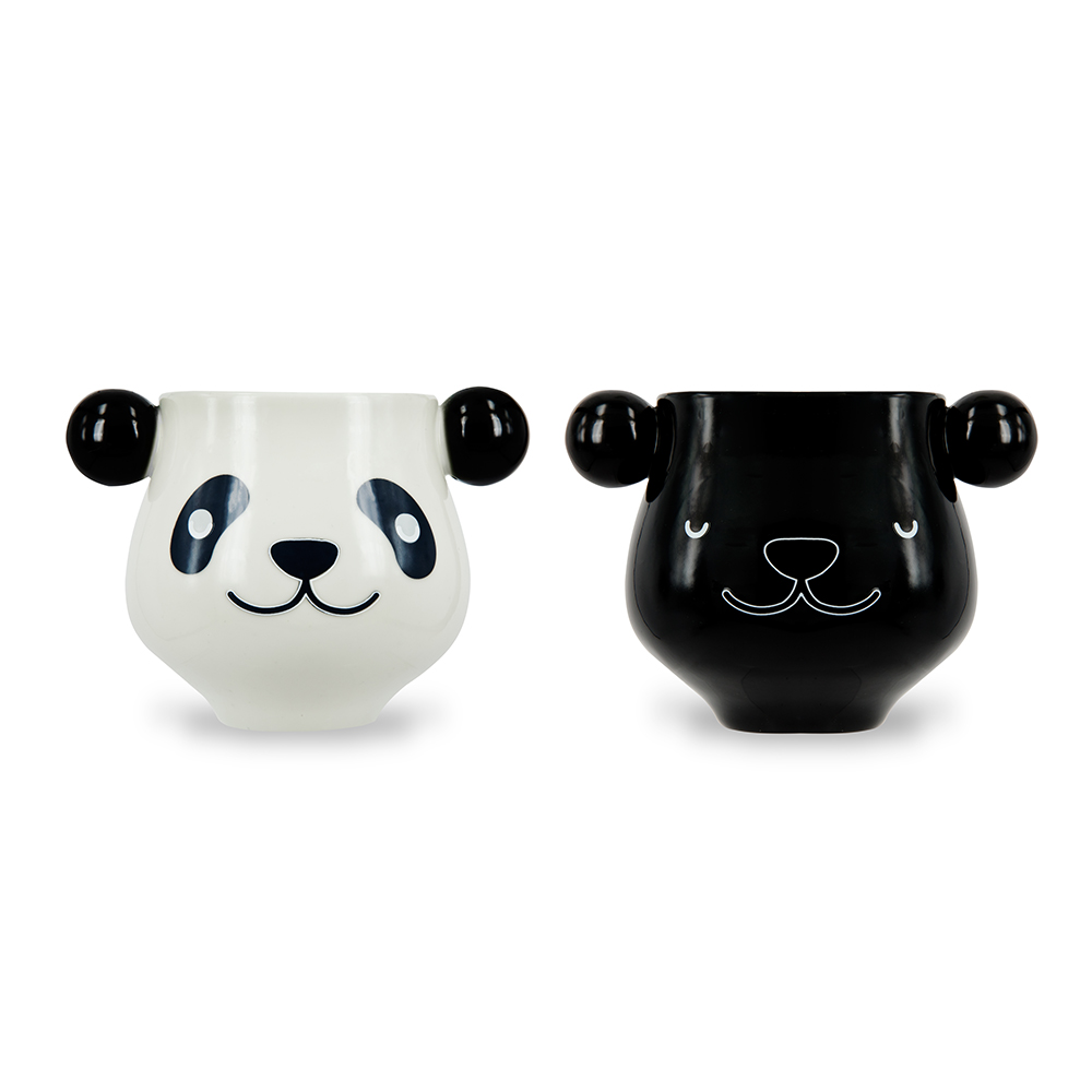 mug panda thermosensible tasse panda super insolite. Black Bedroom Furniture Sets. Home Design Ideas