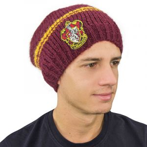 Joli bonnet Harry Potter Gryffondor Tricot