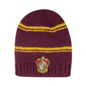Joli bonnet Harry Potter Gryffondor Tricot