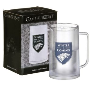chope réfrigérée Game of Thrones Stark