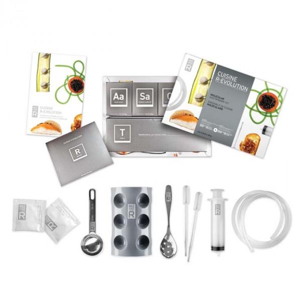 Kit cuisine mol culaire tous les accessoires et - Regalos originales para una casa ...