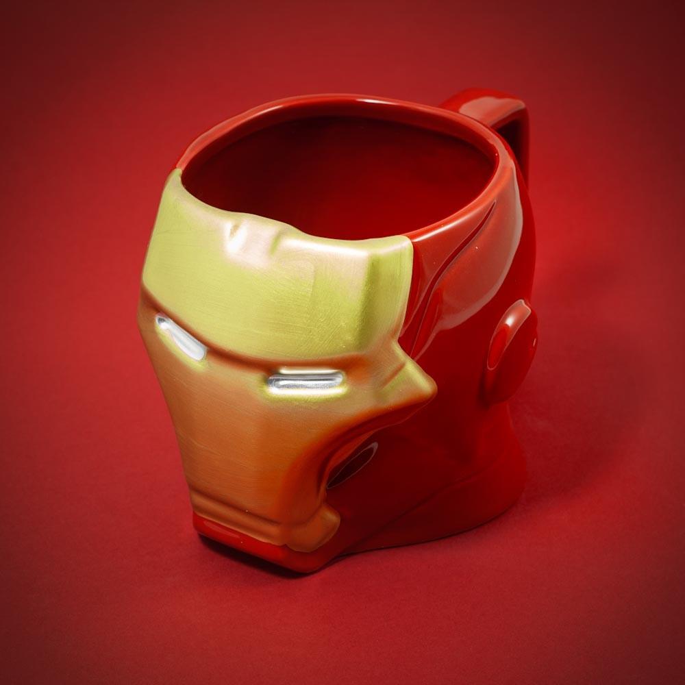mug iron man