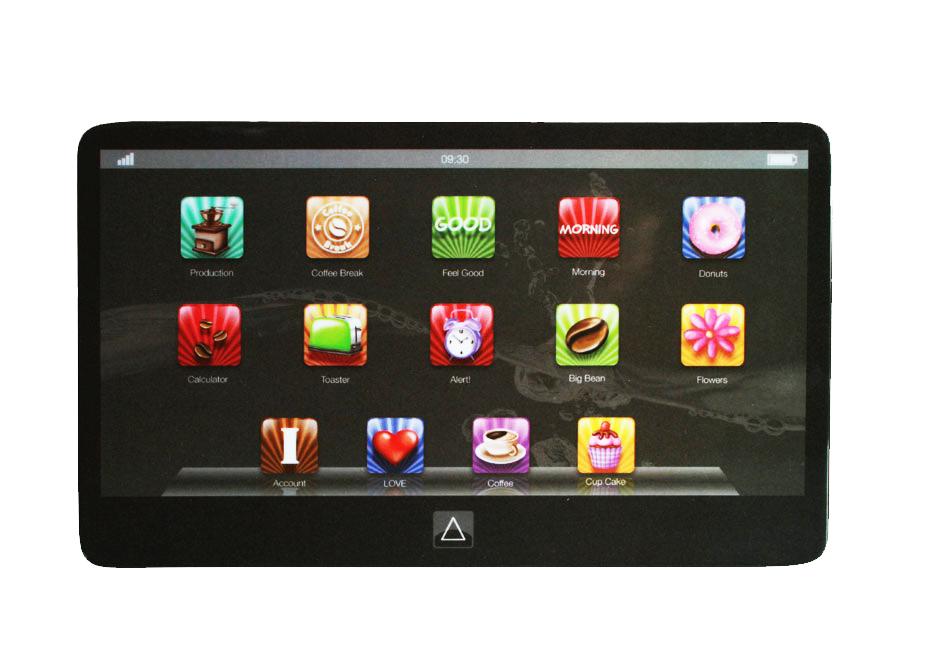 planche de cuisine tablette tactile ipad super insolite. Black Bedroom Furniture Sets. Home Design Ideas