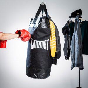 sac linge boxe