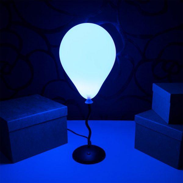 Lampe ballon couleur