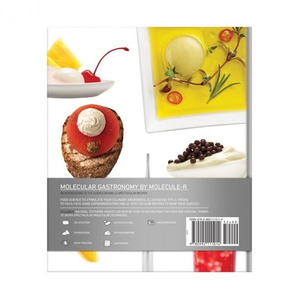 Livre de cuisine mol culaire super insolite - La cuisine moleculaire ...