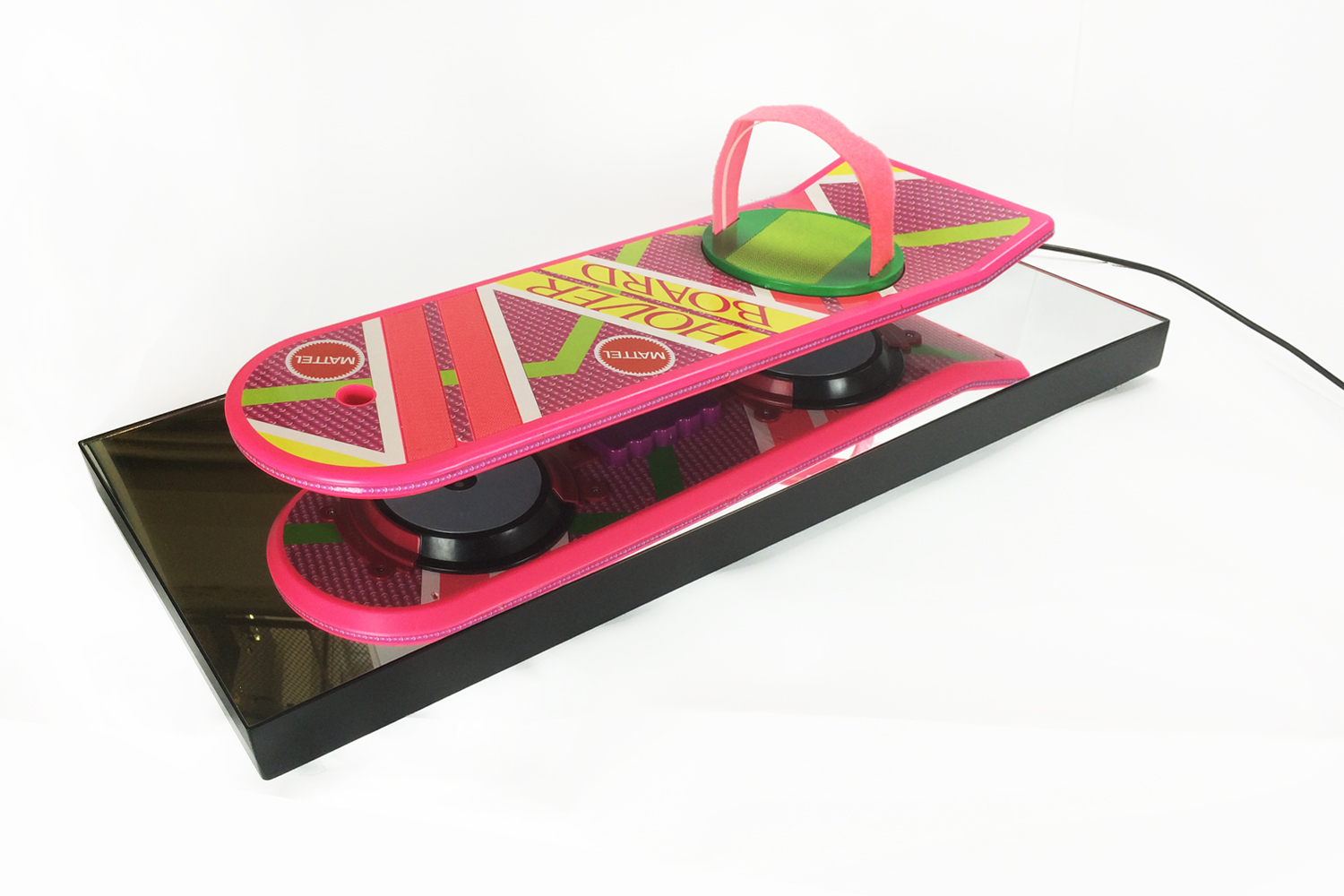 hoverboard retour vers le futur super insolite. Black Bedroom Furniture Sets. Home Design Ideas