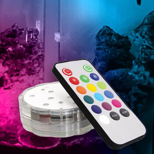 lumi re led etanche waterproof d co insolite super insolite. Black Bedroom Furniture Sets. Home Design Ideas