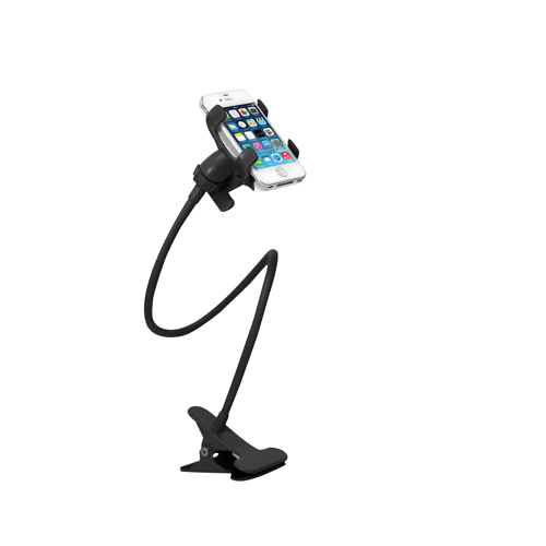 Support pince smartphone flexible 2 super insolite - Support photo pince ...
