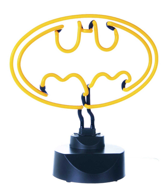 lampe n on batman super insolite. Black Bedroom Furniture Sets. Home Design Ideas