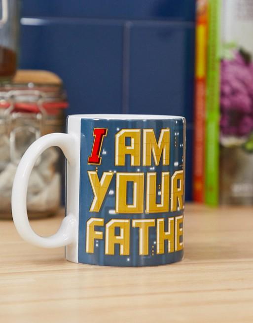 mug i am your father Star Wars