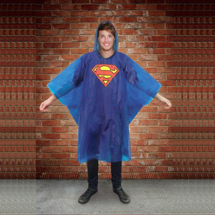 poncho-pluie-superman