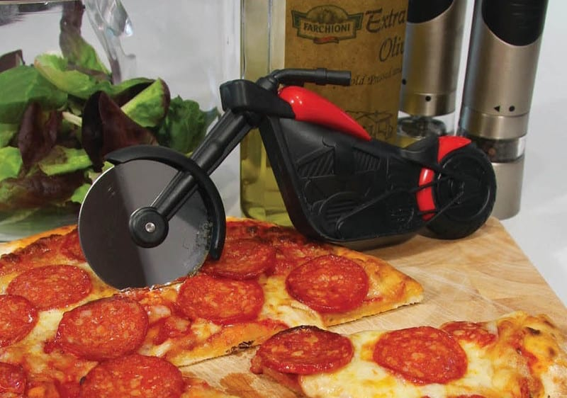 COUPE-PIZZA MOTO