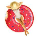 serviette-donut-geante-cm4